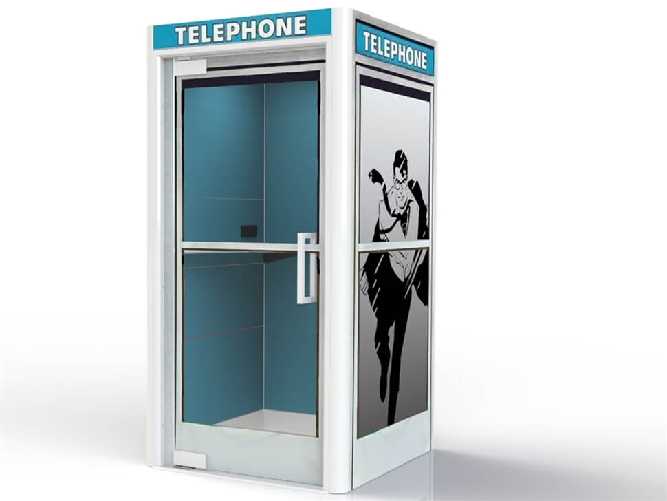 Oasis Office Phone Booth Acoustic Pods Frem Group